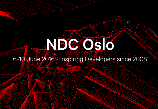 NDC Oslo conference