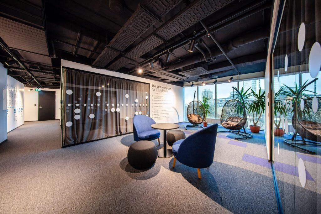 Ofiso įėjimo dizainas