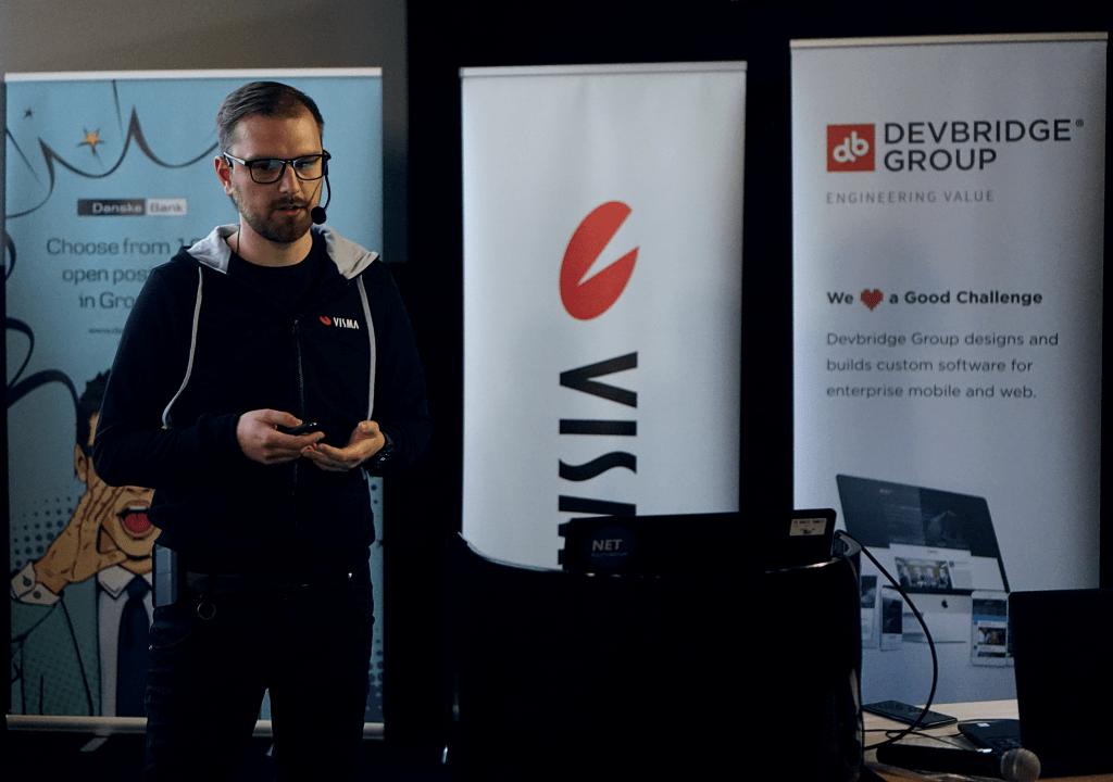 .NET crowd kalba architektas Augustinas Nomicas