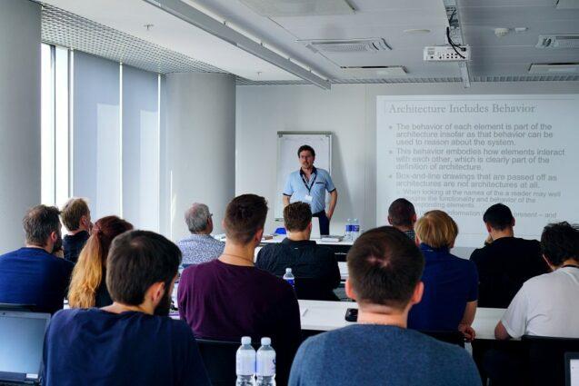 programinės įrangos architektūros tyrėjas Rick Kazman