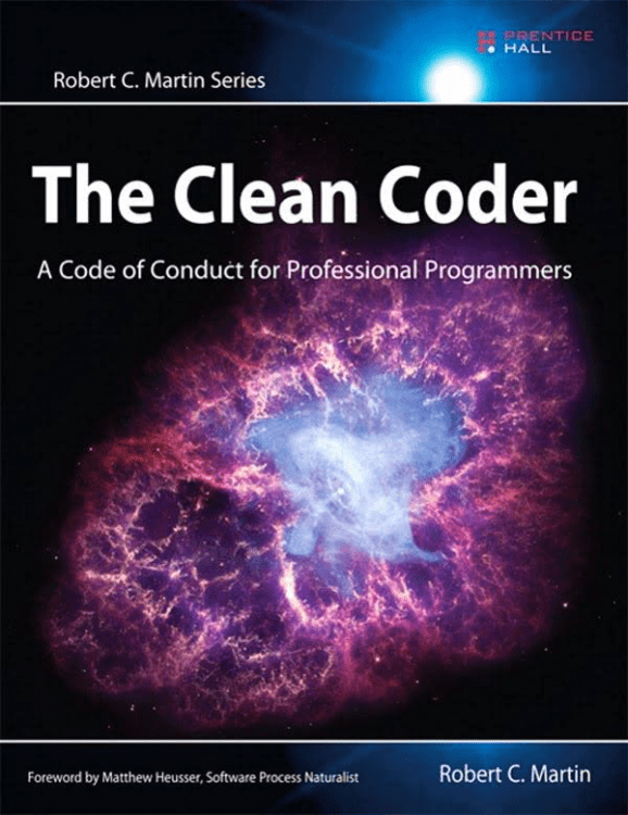 The Cleaner Coder