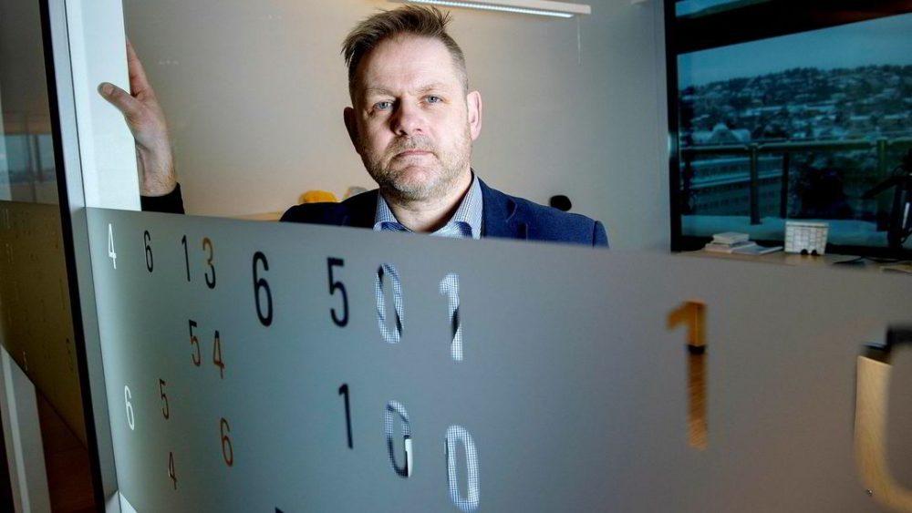 Visma saugumo ekspertas Espen Agnalt Johansen