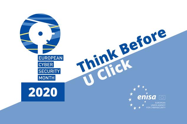 Europos kibernetinio saugumo mėnuo 2020
